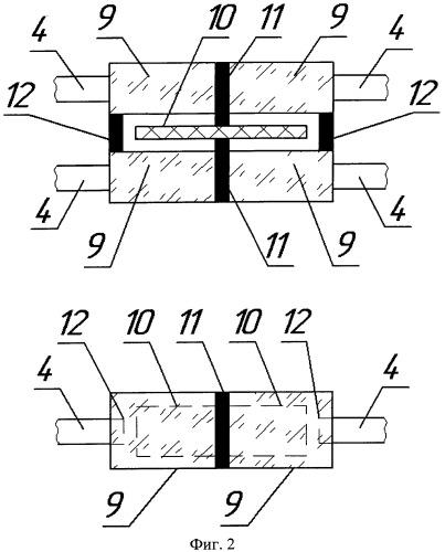 Микро-опто-электромеханический датчик угловой скорости