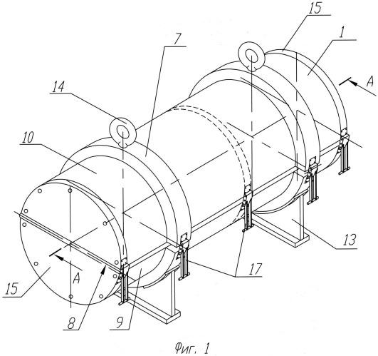 Способ изготовления влагозащищённого контейнера из полимерных композиционных материалов и влагозащищённый контейнер из полимерных композиционных материалов