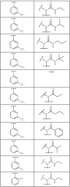 Аналоги гимбацина, их применение и фармацевтическая композиция на их основе, обладающая свойствами антагониста рецептора тромбина