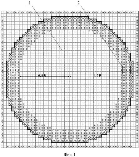 Способ осуществления топливного цикла ядерного канального реактора