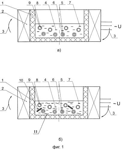 Способ производства теплоизоляционного покрытия
