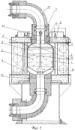 Контактный аппарат для каталитического сжигания водорода технологических газов на атомной электростанции