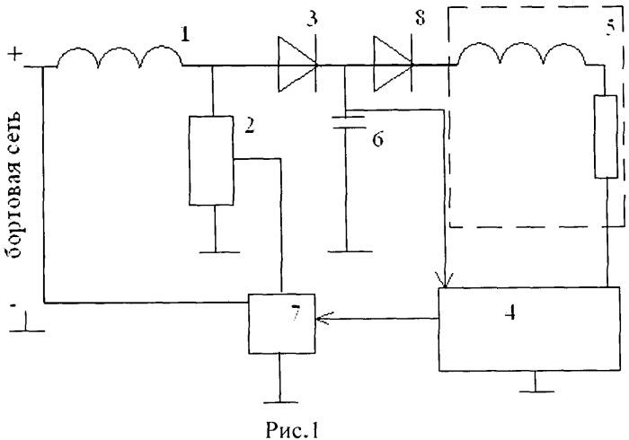 Устройство управления электромагнитными форсунками