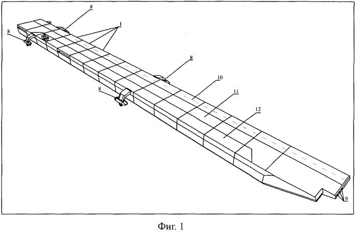 Морской мобильный аэродромный комплекс