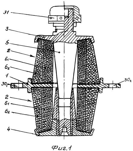 Виброизолятор втулочный и способ его изготовления