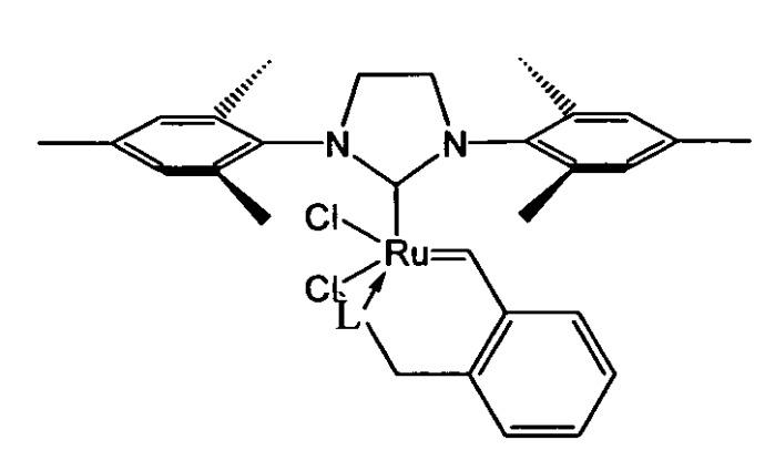 Катализатор метатезисной полимеризации дициклопентадиена и способ его получения