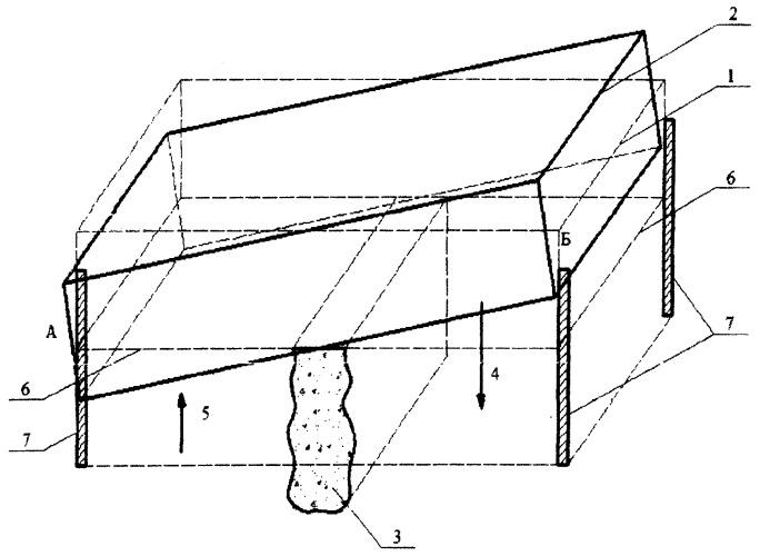 Способ выравнивания неравномерно осевшей фундаментной плиты или монолитного фундаментного объемного блока
