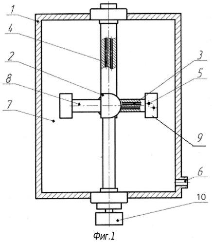Способ разделения газообразных смесей на фракции с различным удельным весом и газовая центрифуга для его осуществления