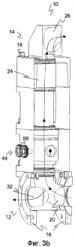 Ультразвуковое измерительное устройство и способ измерения скорости потока текучей среды