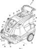 Выполненный с возможностью передвижения уборочный аппарат высокого давления