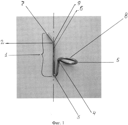 Ключ для активации ортодонтического винта