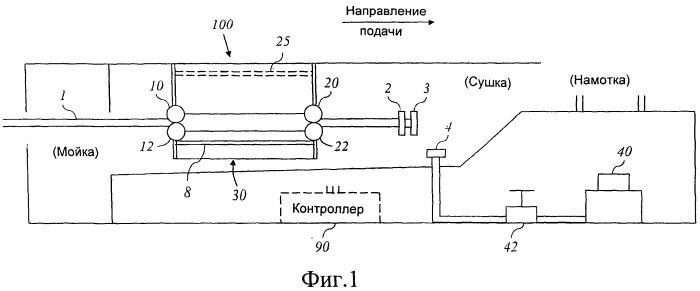 Устройство для создания испытательного давления для шланга