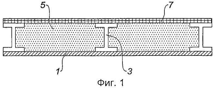 Звукоизолирующая панель, конструкция воздухозаборника и внутренняя неподвижная конструкция с такой панелью для гондолы авиадвигателя