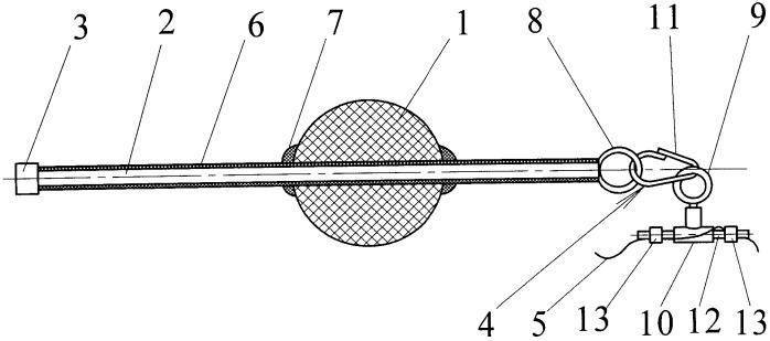 Поплавок с изменяемым центром тяжести саенко