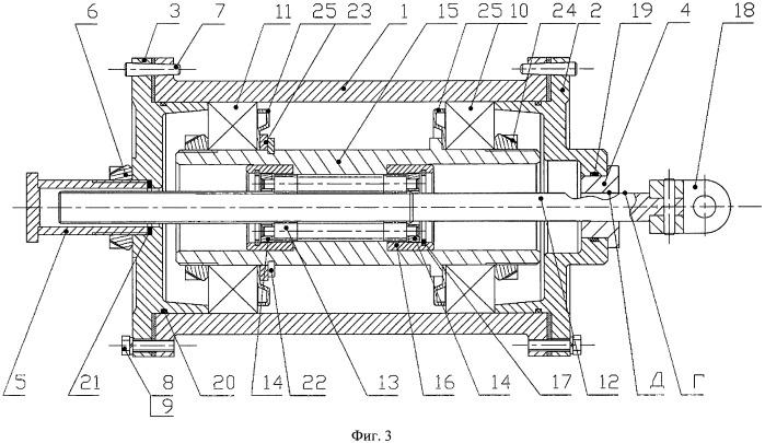 Устройство для преобразования вращательного движения в плоскопараллельное движение узла изделия