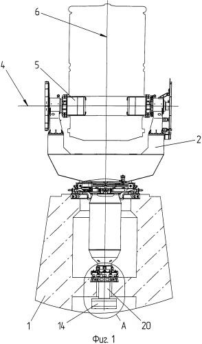 Способ слежения преимущественно телескопа за подвижным объектом
