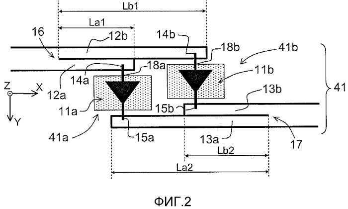 Малогабаритное устройство усиления мощности