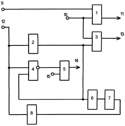 Устройство контроля протекания тока