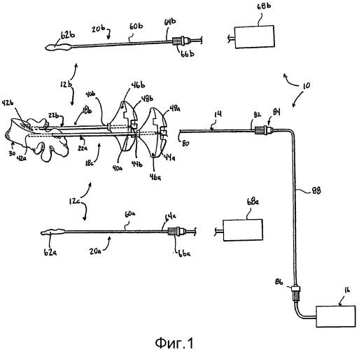 Системы и способы восстановления высоты и стабилизации позвоночной или иной костной структуры