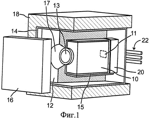 Радиационно-стойкая камера