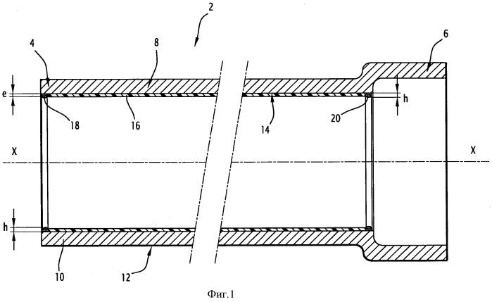Элемент канализации, покрытый раствором на полимерных смолах, и соответствующий способ нанесения покрытия