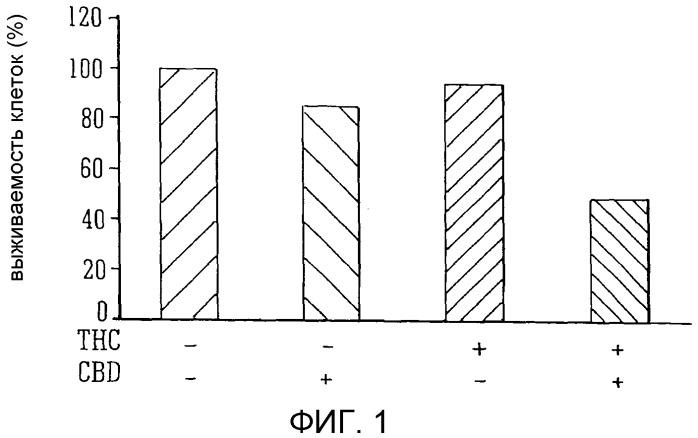 Противоопухолевые эффекты комбинаций каннабиноидных соединений
