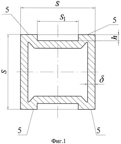 Способ получения декоративно-прикладных изделий из профильных труб и изделия, полученные указанным способом