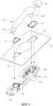 Кабельная соединительная конструкция для подвижного элемента