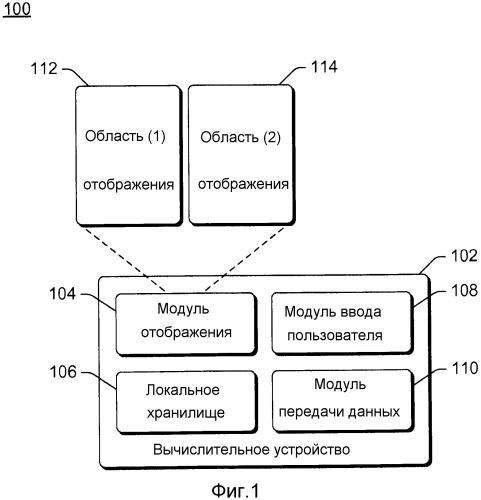 Отображения интегрирующего интерфейса цифровой книги и изменения масштаба
