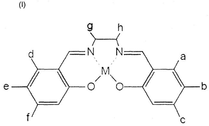 Комплексное соединение металл-сален и способ его получения