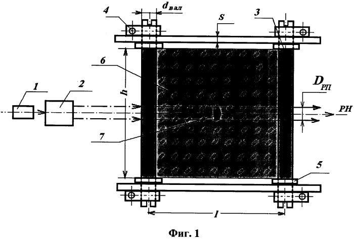Способ контроля равномерного натяжения и выравнивания плоских упругих материалов и устройство его реализующее