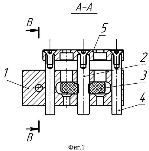 Механизм регулировки щеки и затылка приклада стрелкового оружия