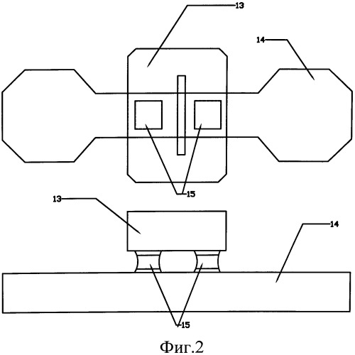 Способ изготовления полупроводниковых свч приборов