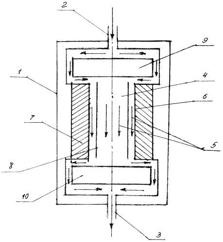 Устройство магнитоакустической обработки жидкого углеводородного топлива