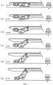 Рычажный механизм вилочного погрузчика