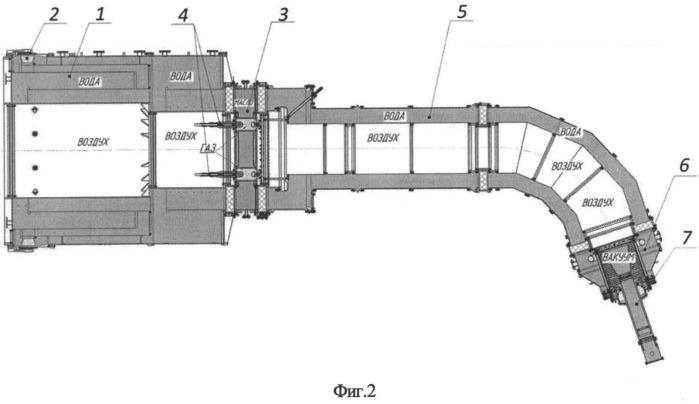Многомодульный генератор высоковольтных импульсов мультитераваттной мощности