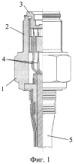 Способ изготовления тонкопленочной нано- и микроэлектромеханической системы высокотемпературного датчика механических величин