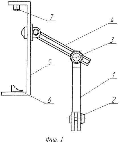 Устройство для контроля технического состояния вариатора частоты вращения молотильного барабана зерноуборочного комбайна