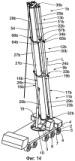 Передвижной телескопический подъемный кран