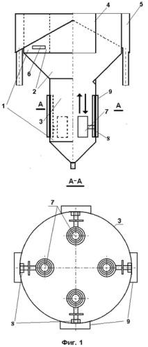 Флотационная пневматическая машина