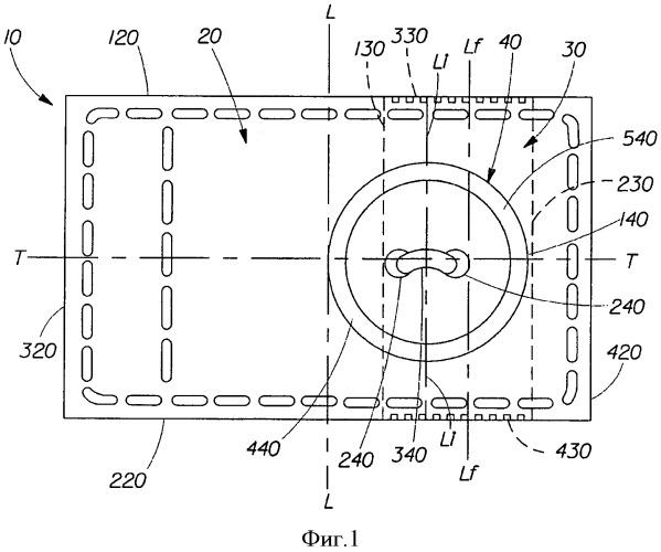 Абсорбирующее изделие, содержащее крепежные детали с индицирующим компонентом