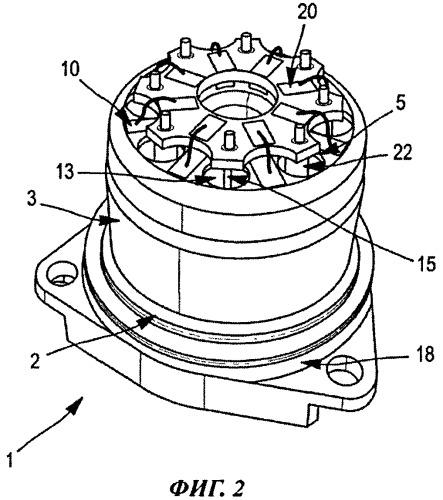 Вибрационный гироскоп и способ его изготовления