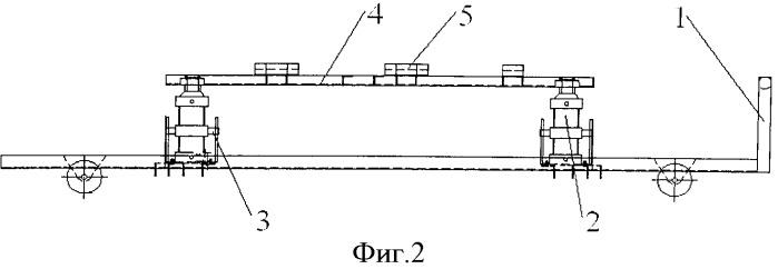 Автомобильное подъемное устройство транспортировочного оборудования, используемого при производстве автомобилей, и способ его эксплуатации