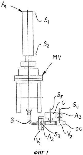Клапанная конструкция для фланцевой задвижки