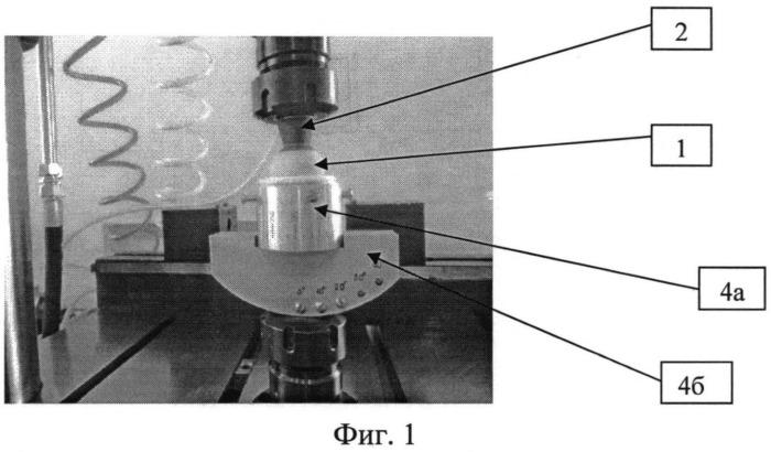 Способ экспресс-моделирования износа полиэтиленового вкладыша металлической чашки или полиэтиленовой чашки экспериментального модуля эндопротеза тазобедренного сустава в динамических условиях