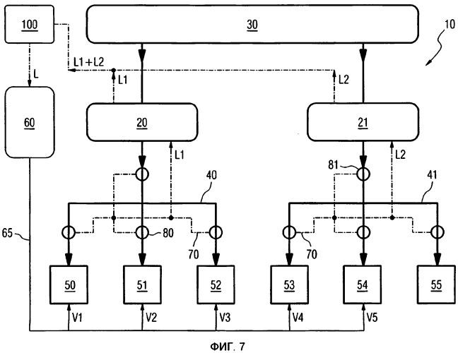 Система передачи энергии