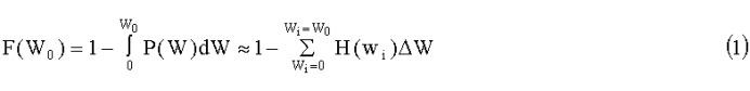 Способ расчета режимных характеристик высот ветровых волн и скорости ветра