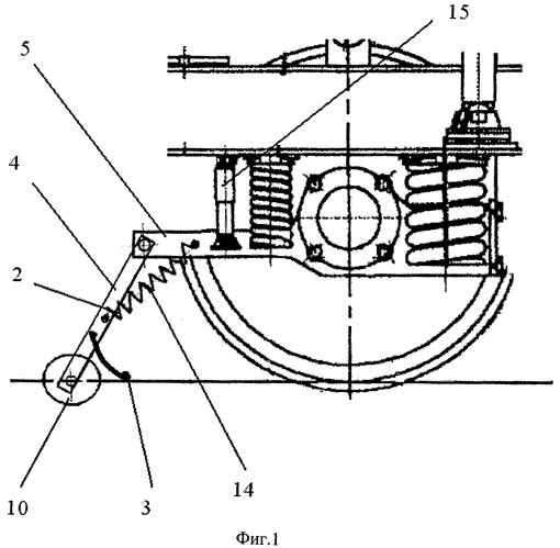 Устройство для контроля шунтирования рельсовых цепей