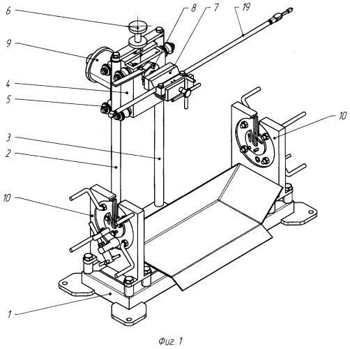 Способ и устройство извлечения из цилиндрической мишени полученных в результате облучения целевых компонентов