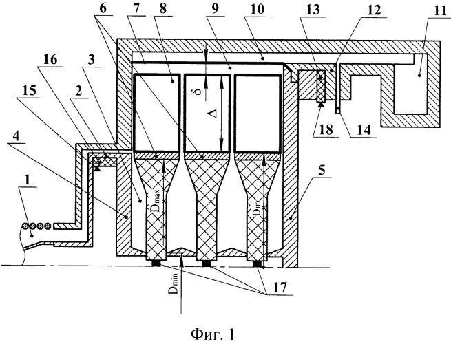 Взрывомагнитная система для генерирования мощного импульса энергии